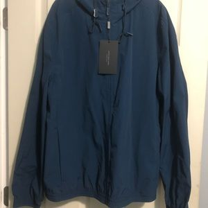 NWT Andrew Marc windbreaker